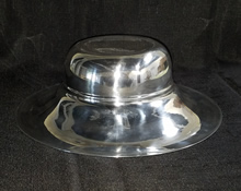 Tom Crown Hat Mute Top View